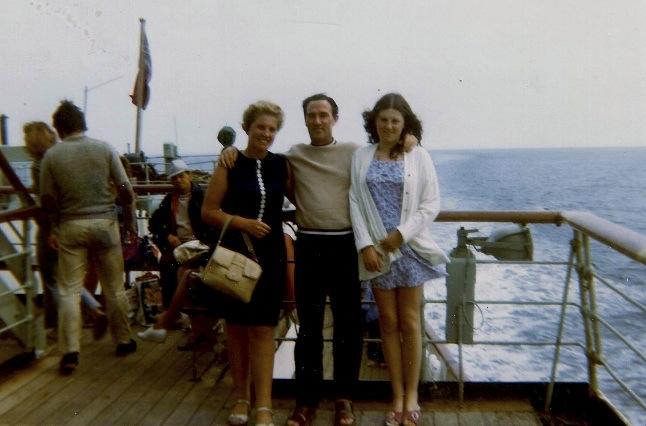 grandparents and mum
